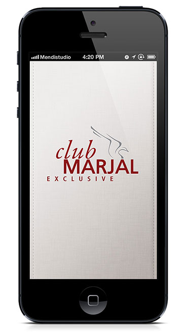 Marjal iPhone