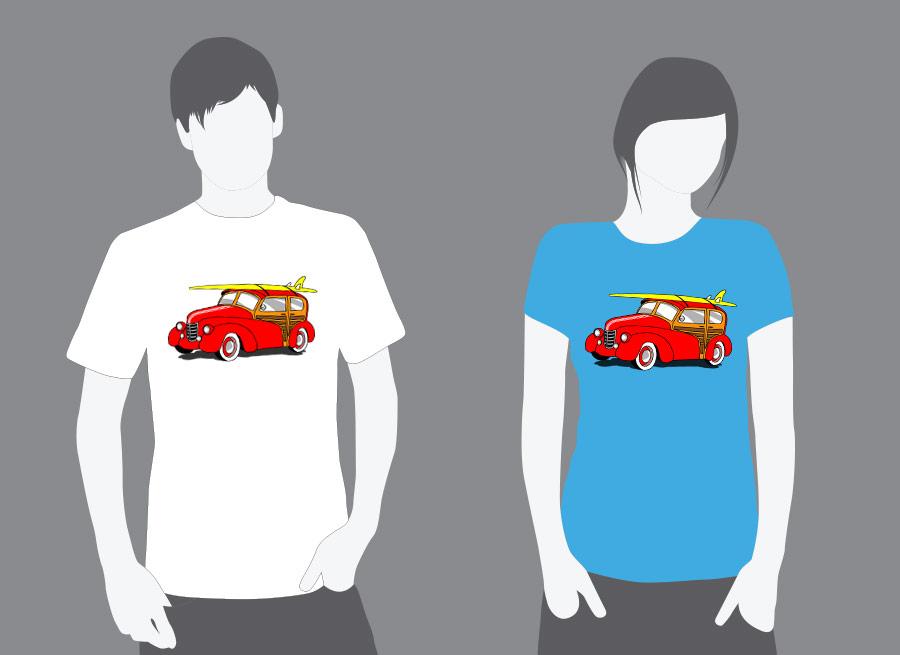 Diseño gráfico para camiseta