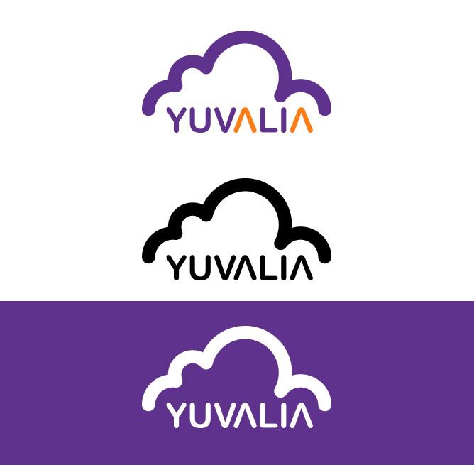 Diseño logotipo Yuvalia